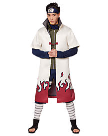 Adult Male Naruto Hokage Robe - Naruto