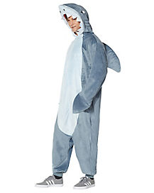 Adult Shark Union Suit