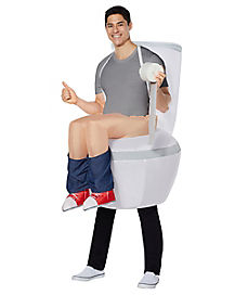 Adult Party Pooper Inflatable Costume