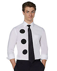 3 Hole Punch Jim Costume Kit - The Office