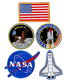 NASA Patch Set