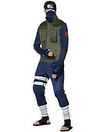 Adult Kakashi Costume - Naruto
