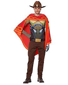 Adult McCree Costume - Overwatch