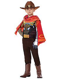 Kids McCree Costume - Overwatch