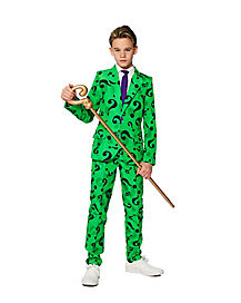 Kids Riddler Costume - DC Comics