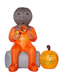 44 Inch Light-Up Sam Inflatable Decoration - Trick 'r Treat