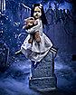 4.1 Ft Angeline Animatronic - Decorations