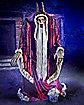 6.5 Ft Krampus Animatronic - Decorations