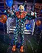 6 Ft Peek-A-Boo Clown Animatronic - Decorations