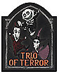 Trio of Terror Table Topper  - The Nightmare Before Christmas