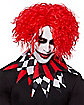 Red Sinister Wig