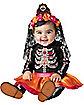 Baby Sugar Skull Sweetie Costume