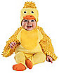 Baby Fuzzy Duckling Belly Costume