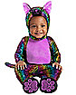 Baby Rainbow Cat Costume