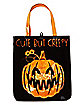 Cute But Creepy Halloween Tote Bag
