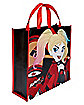 Harley Quinn Red Tote Bag - Birds of Prey
