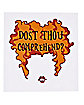 Dost Thou Comprehend Hocus Pocus Decal