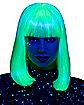 Glow In The Dark Wig