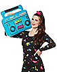 '80s Inflatable Boombox