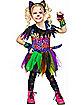 Toddler Rainbow Cat Costume