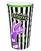 Striped Sandworm Cup 22 oz. - Beetlejuice