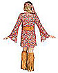 Adult Free Spirit Hippie Costume
