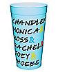 Friends Names Cup 22 oz. - Friends