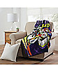 Good To Be Bad Fleece Blanket - Disney Villains