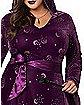 Adult Velvet Celestial Robe