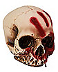 Bloody Tribal Skull