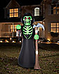 8 Ft Grim Reaper Inflatable - Decorations