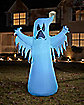 8 Ft LED Ghost Inflatable - Decorations