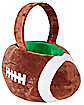 Football Plush Treat Bucket