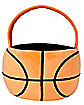 Basketball Plush Treat Bucket
