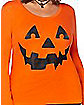 Cross Pumpkin Sweatshirt