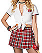 School Girl Costume Kit