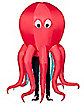 Adult Inflatable Octopus Costume