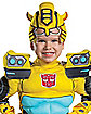 Toddler Muscle Bumblebee Costume - Transformers