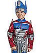 Toddler Muscle Optimus Prime Costume