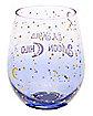 Be Wild Moon Child Stemless Glass - 22 oz.