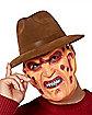 Freddy Krueger Half Mask - A Nightmare on Elm Street