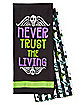 Never Trust the Living Dishtowels 2 Pack - Beetlejuice