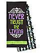 Never Trust the Living Dishtowels 2 Pack - Beetlejuice