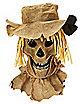 Light-Up Scarecrow Door Knocker - Decorations