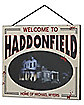Haddonfield Home of Michael Myers Sign - Halloween