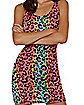 Adult '80s Bodycon Dress