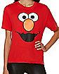 Adult Elmo T Shirt - Sesame Street