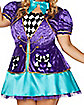 Adult Mad Hatter Plus Size Costume
