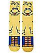 Big Bird 360 Crew Socks - Sesame Street