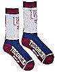 UA High Crew Socks - My Hero Academia